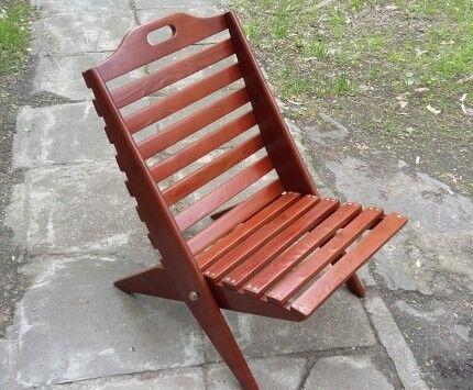 zdjecie krzesla po renowacji