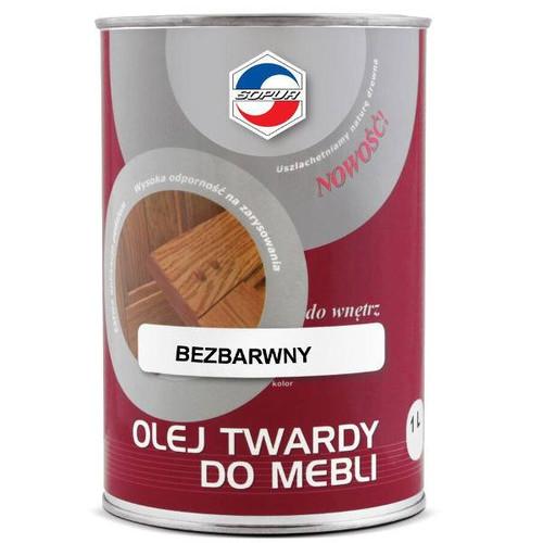 Zdjecie puszki oleju twardego do mebli